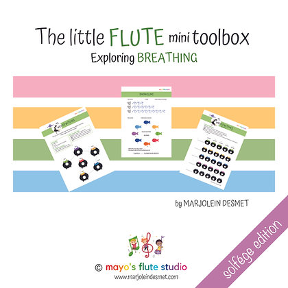 mini Toolbox - BREATHING | solfege