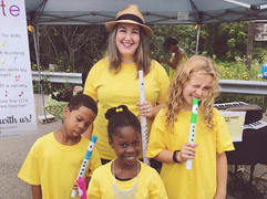 Meet the _Tiny Toots_ our Kinderflute gr