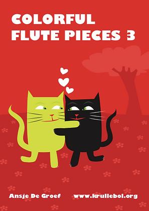 Colorful Flute Pieces 3