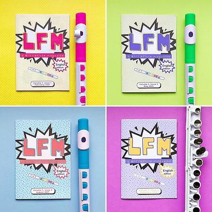 LFM: a #littleflute magazine LARGE STUDIO