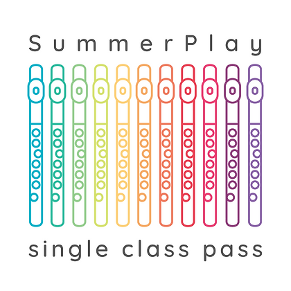 SummerPlay SINGLE Class Pass