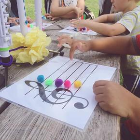 Mini-Music lessons _ East Lynn Market!!!