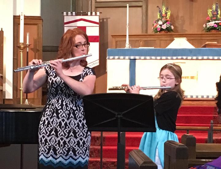 FlutePlay with Sarah - Dayton, OH