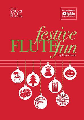 Festive Flute Fun - 8.5x11 DIGITAL