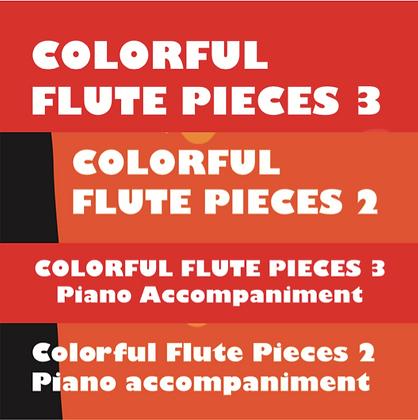 Colorful Flute Pieces: TEACHER BUNDLE
