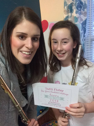 FlutePlay with Gillian - St John's, NFLD