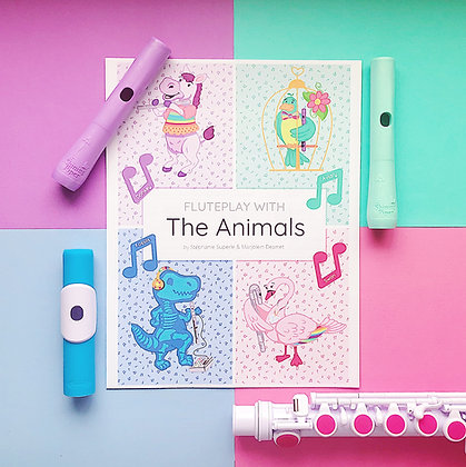 FlutePlay with The Animals 2