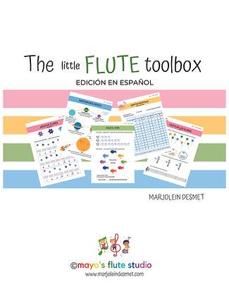 The little Flute Toolbox - Edición en Español