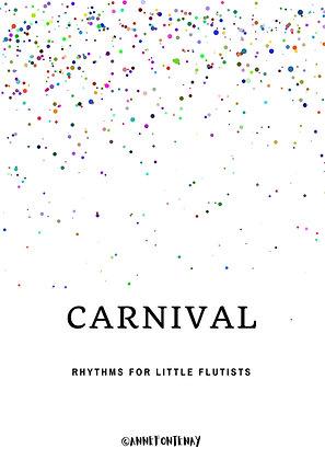 Carnival Rhythm Cards