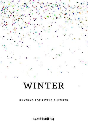 Winter Rhythm Cards