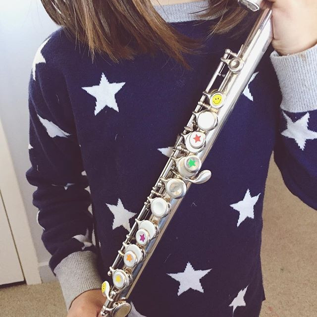 accessories with their flutes! Have you