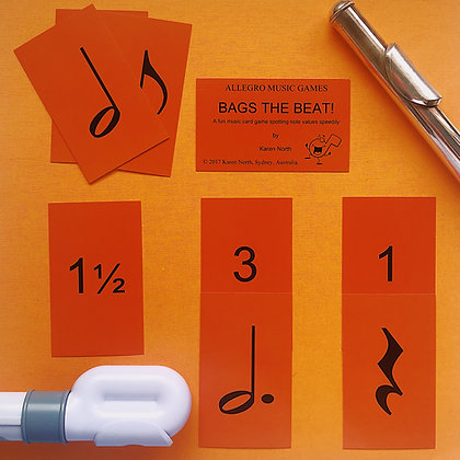 Bags the Beat!