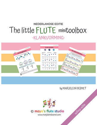 mini Toolbox: KLANKVORMING | solfege