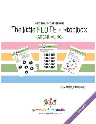 mini Toolbox: ADEMHALING | letters