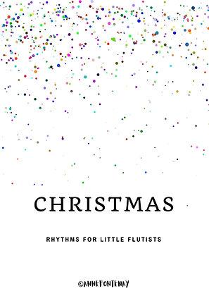 Christmas Rhythm Cards