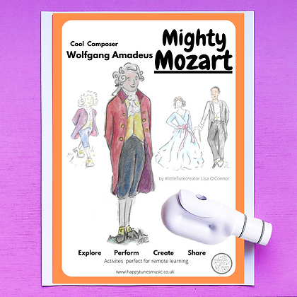 Cool Composer: Mighty Mozart