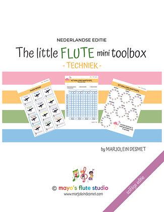 mini Toolbox: TECHNIEK | solfege