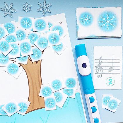 The Snowflake Game