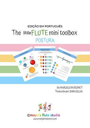 The little Flute (mini) Toolbox - POSTURA