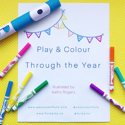 Play & Colour Through the Year