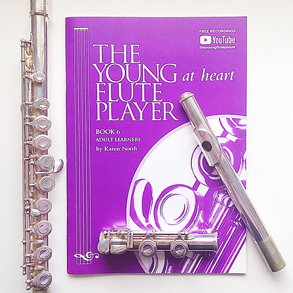 The Young Flute Player BOOK 6
