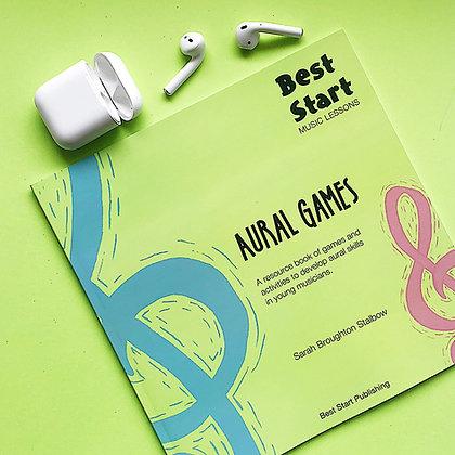 Best Start Music Lessons: Aural Games - PRE-ORDER!