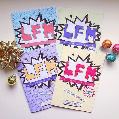 LFM: a #littleflute magazine INDIVIDUAL