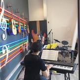A sneak peek in the recording studio wit