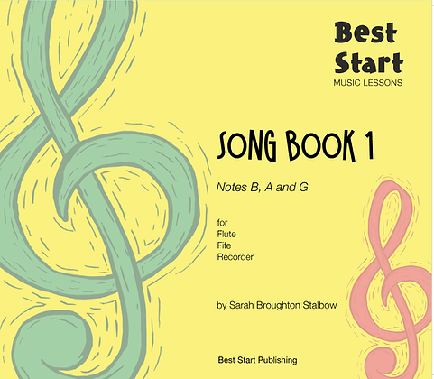 Best Start Music Lessons: SONG BOOK 1
