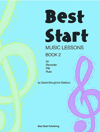 Best Start Music Lessons: Book 2