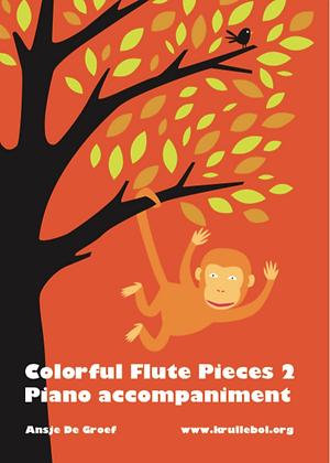 Colorful Flute Pieces 2 - Accompaniment