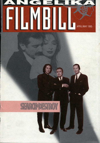 Angelika Playbill Cover