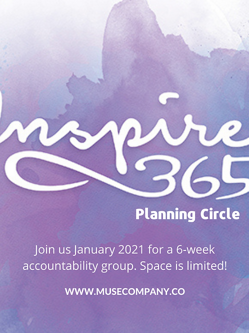 Inspire365 Planning Circle