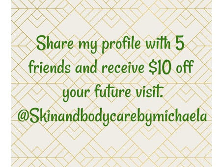 Share my business with your friends!