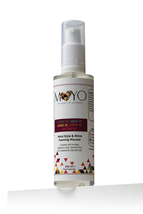 Motsi Style & Shine Foaming Mousse