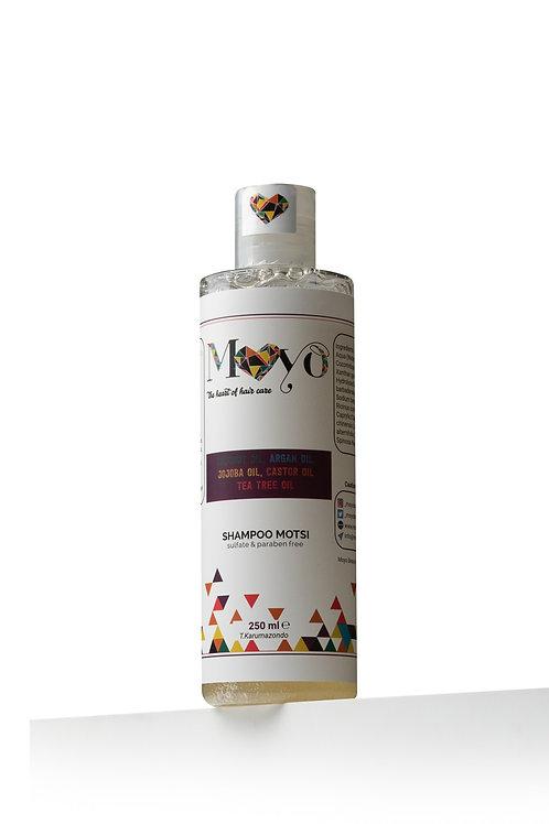 250ml Shampoo Motsi