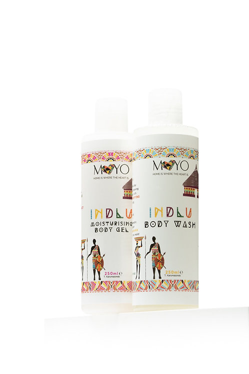 Indlu Body Care set