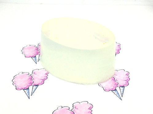 Cotton Candy Scented Soap Bar