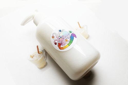 Egg Nog Scented Vegan Liquid Soap