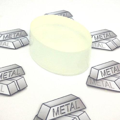 Metallic Steel Scented Soap Bar