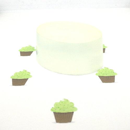 Vanilla Mint Scented Soap Bar