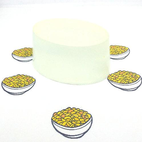 Mac N' Cheese Scented Soap Bar