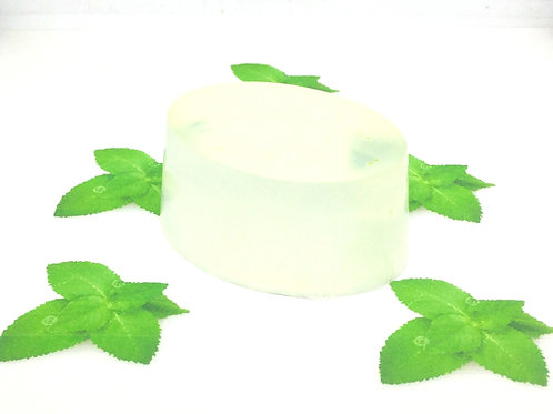Spearmint Scented Soap Bar