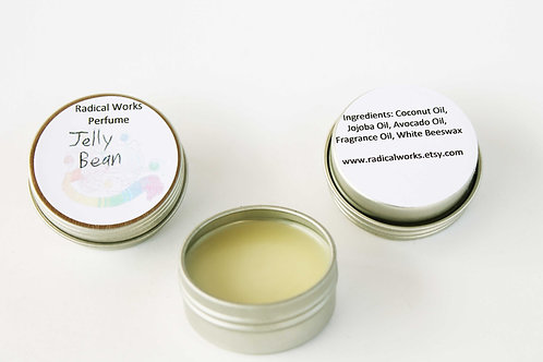 Jelly Bean Scented Natural Solid Perfume
