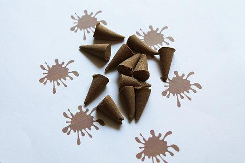 Mud Scented Cone Incense