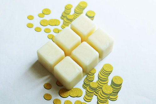 Pirate Gold Scented Natural Wax Melts