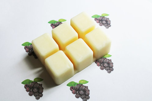 Black Raspberry & Vanilla Scented Vegan Wax Melts