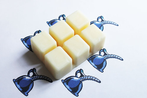 Motor Oil Scented Natural Wax Melts