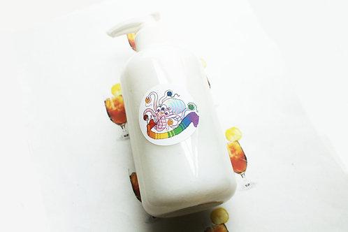 Lemon Tea Scented Vegan Liquid Soap