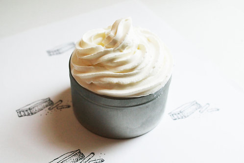 Chalk Natural Vegan Whipped Soap
